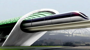 hyperloop vasút