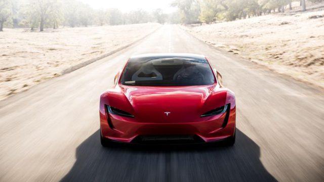 Tesla Roadster – Brutális képességek és újítások, egy dögös kétülésesben