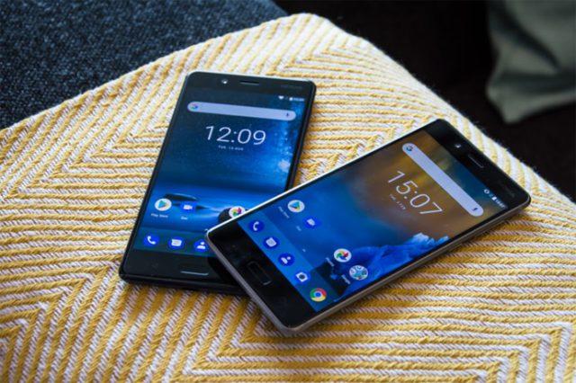 A Finnek újra támadnak! – Nokia 8