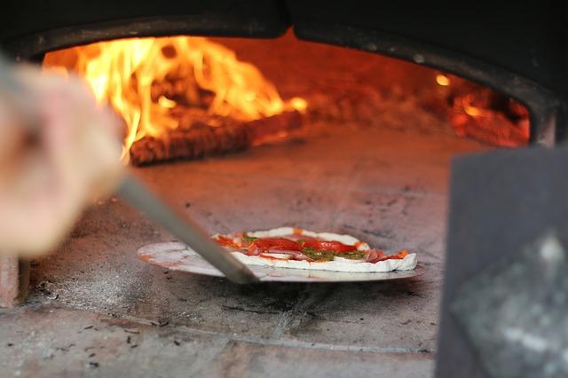 Kőből rakott pizza kemence – az eredeti, olasz hagyományokat követve!