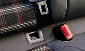 Az Isofix rendszer lehetővé teszi a biztonságos utazást