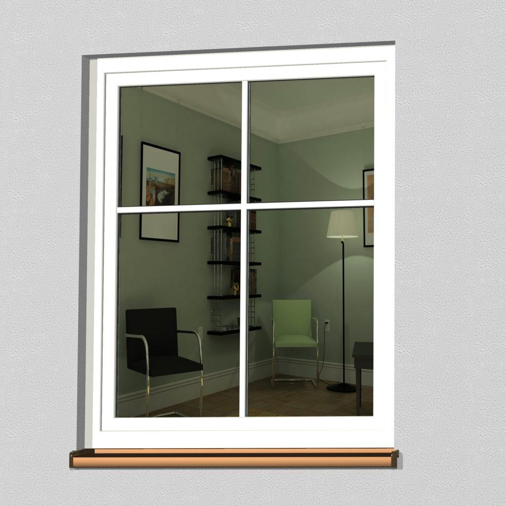 A Gealan ablakok kiválóan hő-, és hangszigetelnek!