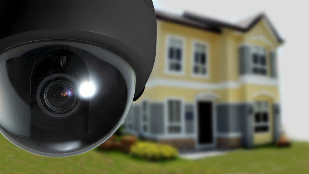 A biztonsági kamera rendszerek visszatartják a betörőket, tolvajokat.