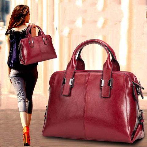 A női táskák megalkotásánál odafigyelnek a designra, és a minőségre.