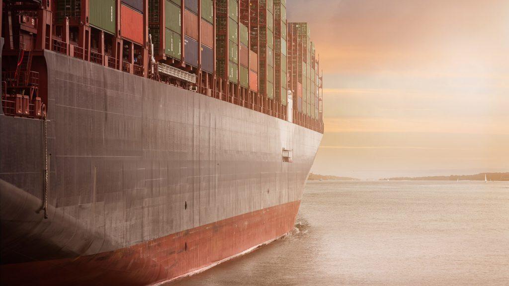 A tengeri szállítmányozás a leghosszadalmasabb a szállítási módok közül.