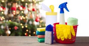 Számtalan módon könnyebbé tehetjük a karácsonyi nagytakarítást!